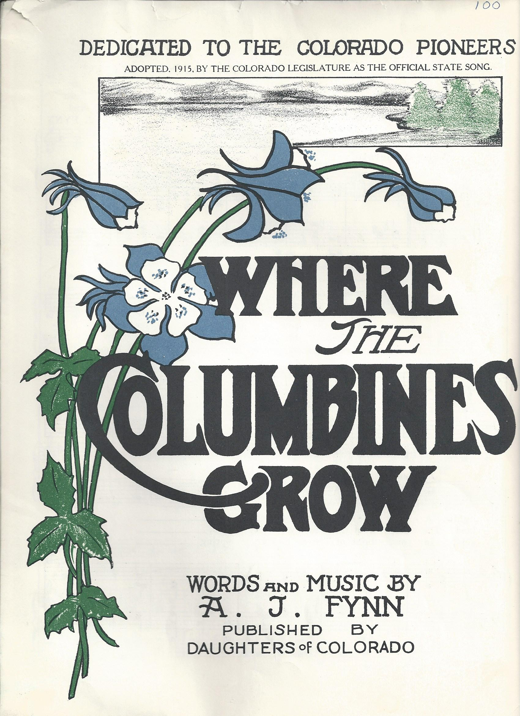 Columbine Official And Favorite Colorado Flower Fork